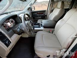 2009 dodge ram interior