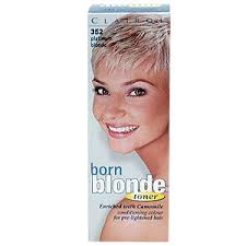 born to be blonde