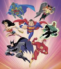 justice league cartoons