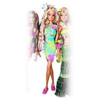 hula hair barbie