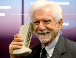 martin cooper cell phone inventor
