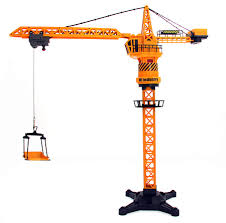 pictures of construction cranes