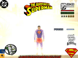 gta sanandreas superman