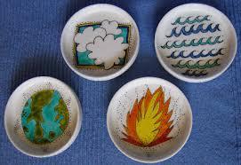 air water fire earth