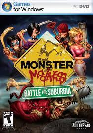monster madness battle