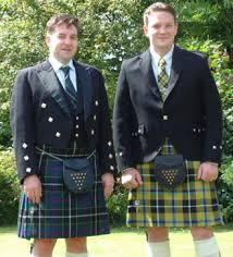 celtic kilt