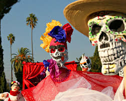 day of the dead stuff