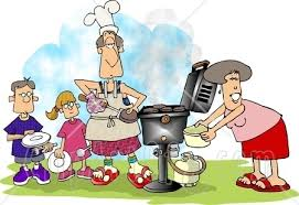 free clip art barbeque