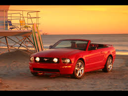 05 ford mustang convertible
