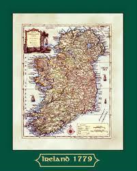 ancient ireland maps