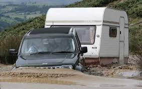 caravan offroad