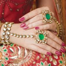 indian wedding gold jewellery