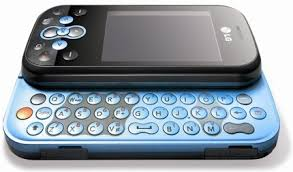 phones with keyboard