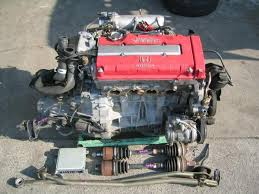 honda car engines
