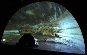dome screen