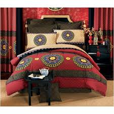 chinese inspired bedding