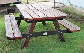 barbecue tables