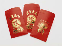 red envelopes chinese