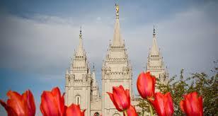 lds temple prints