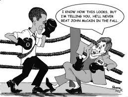 democratic political cartoons