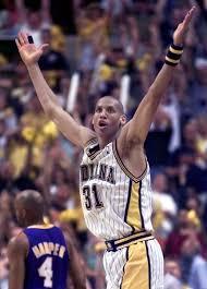 reggie miller basketball