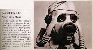 us army gas masks
