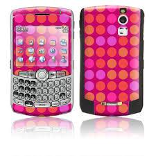 new pink blackberry curve
