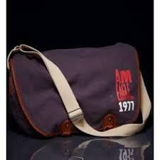 american eagle campus messenger bag