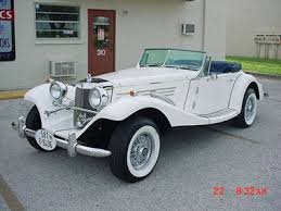 mercedes kit car