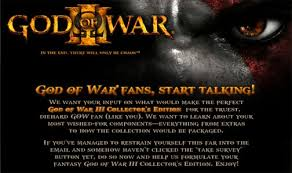 god of war 3 for ps2