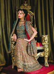 asian bridal lehnga