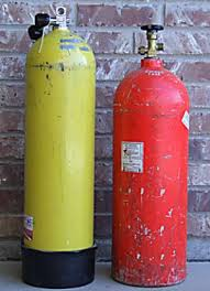 large gas tanks