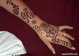 mehndi indian designs
