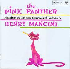 pink panther mancini