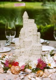 castle centerpieces