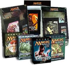 magic card boxes