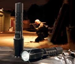 flashlight police