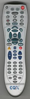 cox remote