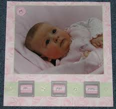 scrapbook pages for babies