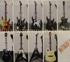 esp flying v guitars