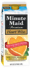 minute maid heart wise