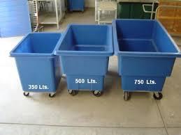 contenedores plastico
