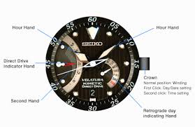 seiko kinetic movement