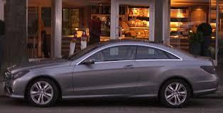 2010 mercedes benz e class coupe