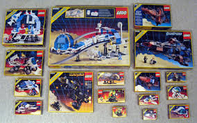 classic lego space