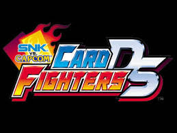 card fighters clash ds
