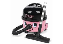 pink henry hoover