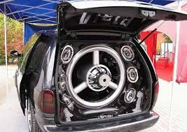 bass speakers for cars