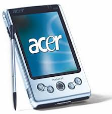 pocket pc acer