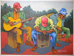 blues paintings
